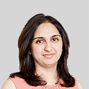 Dr Haya Baig (MBBS) : Research Associate
