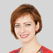 Dr Evgenia Galinskaya (MB BChir) : Senior Production Associate
